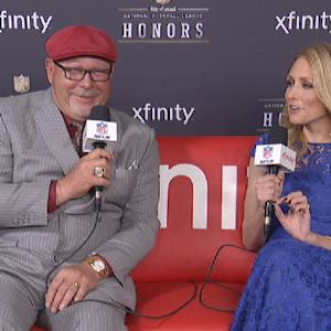 'NFL Honors' Xfinity Couch: Arizona Cardinals head coach Bruce Arians