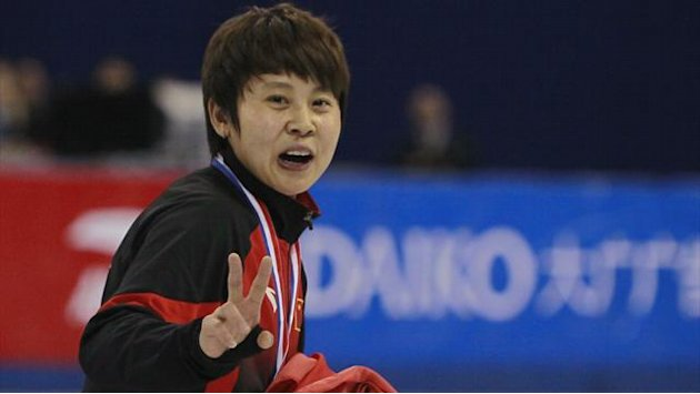 Short Track - Wang, Noh and Shim win in Dresden