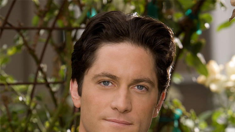 David Conrad stars in Ghost Whisperer on CBS.