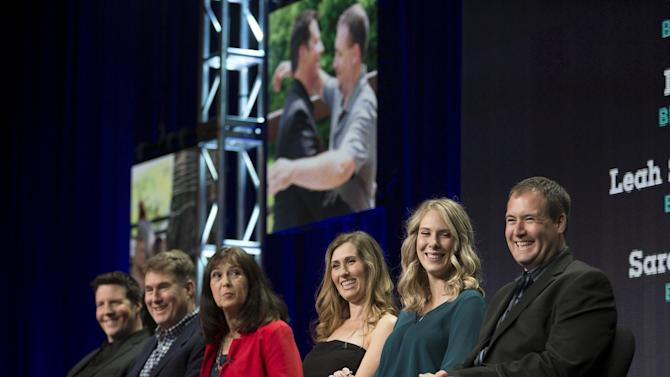 "The ""Last Hope With Troy Dunn"" panel during the cable portion of the Television Critics Association Summer Press Tour in Beverly Hills, California"