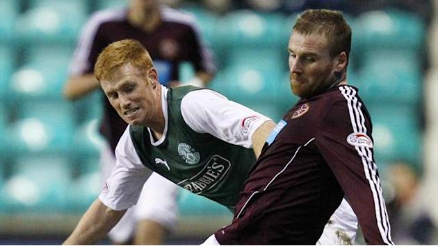Scottish Football - Heats and Hibs play out stalemate in derby