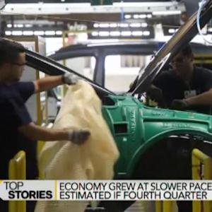 U.S. Economy Grew at Slower Pace Than Estimated