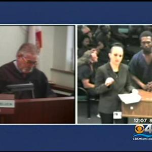 Bond Court Hearing For Pompano Beach Man Charged In Stabbing