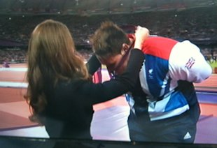 PHOTOS: Kate Middleton, Team GB Sweetheart Celebrates Seven Golds At Paralympic Games