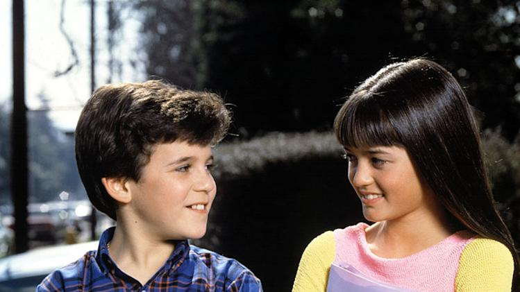"Kevin and Winnie, ""The Wonder Years"""
