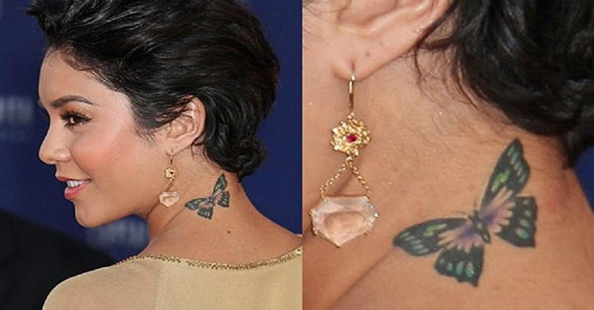 12 Inconspicuous Celeb Tattoos You Might've Missed