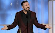 Gervais: 'Globes Like Oscars Without Esteem'
