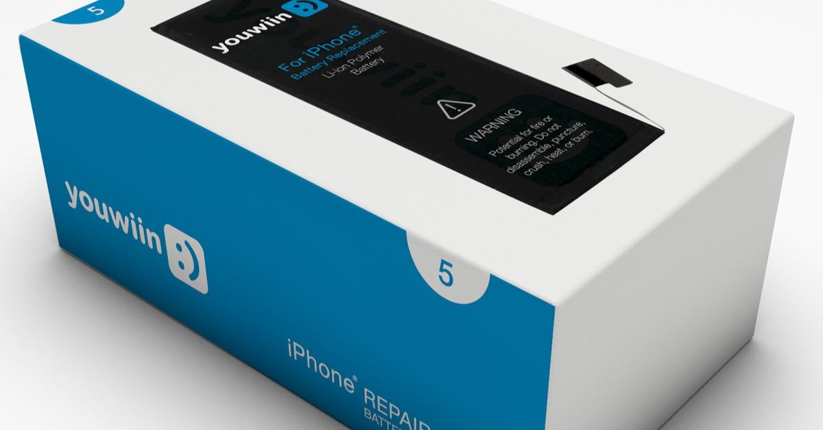 iPhone Battery Replacement Kit