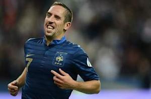 Ribery: Spain is the best in the world right now