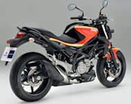 Suzuki GB has announced a limited run of its SFV650 Gladius, with a retro inspired paint scheme that gives the popular 650cc naked middleweight