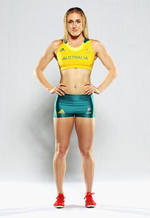 adidas Australian Olympic Compeitior Uniform Launch