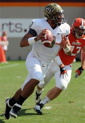 Thomas leads Virginia Tech past Bowling Green 37-0