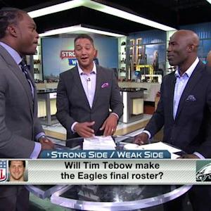 Will Tim Tebow make the Philadelphia Eagles final roster?