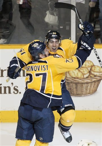 Predators eliminate Stars with 2-0 victory