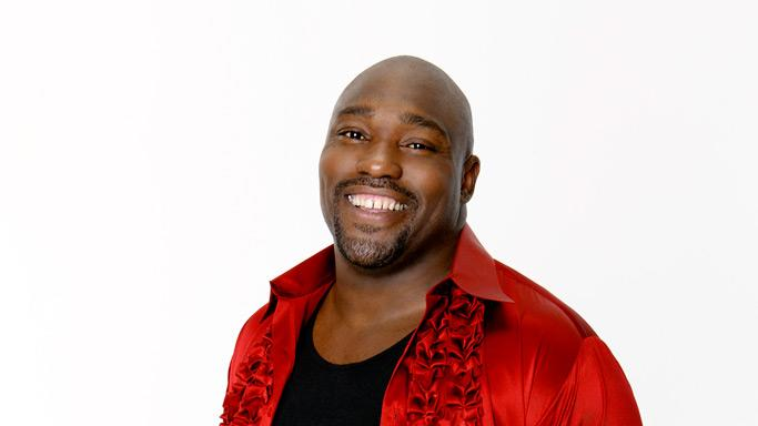 "Recently retired defensive tackle and Superbowl Champion Warren Sapp competes in season 7 of ""Dancing with the Stars."""