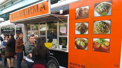 Apple Pay Aims at Food Trucks With New Mobile Payment Device