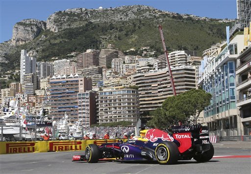 Vettel under pressure to win pole at Monaco GP