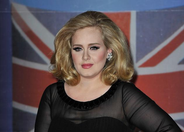 The BRIT Awards 2012 - Arrivals
