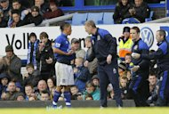 David Moyes, right, is confident of bringing Steven Pienaar, left, back permanently