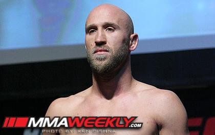World Series of Fighting 3 Results: Josh Burkman Upsets Jon Fitch with Quick Submission