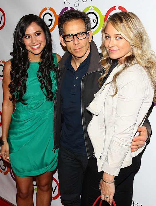 Kimberly Snyder, Ben Stiller, Christine Taylor