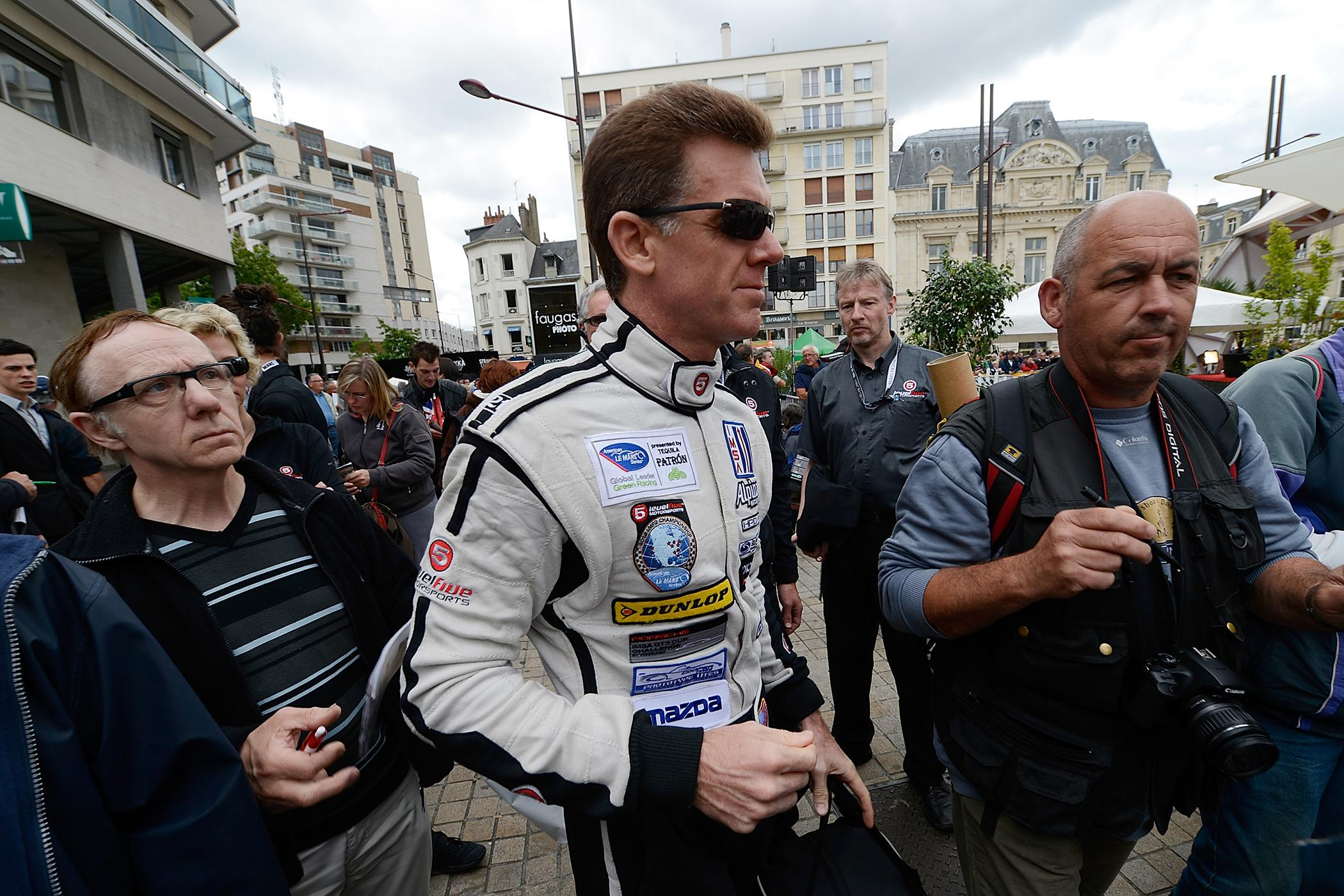 Race Car Driver Scott Tucker Indicted in Massive Payday Lending Scam