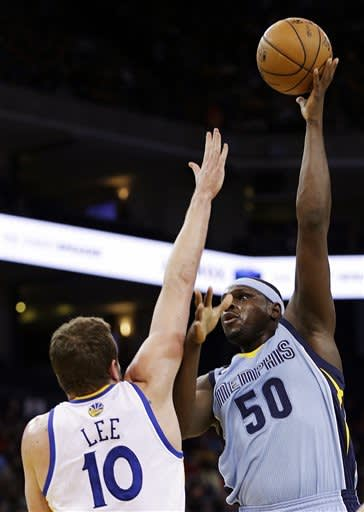 Grizzlies beat Warriors 94-87 to complete 3-0 trip