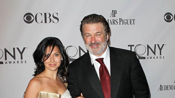 Alec Baldwin Tony Awards
