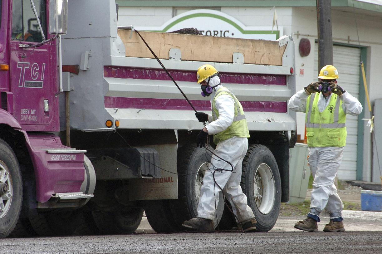 Final EPA plan would leave some asbestos in Montana town