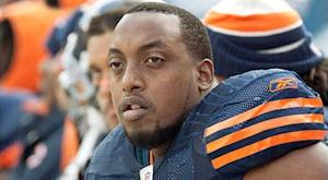 Bears OT Webb arrested on drug charges