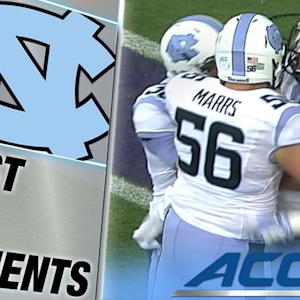 UNC Scores TD With Beautiful Fake Field Goal | ACC Must See Moment