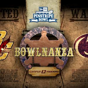 Pinstripe Bowl: Boston College vs Penn State