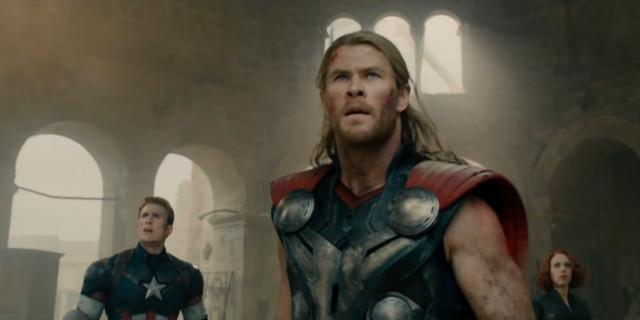 A New Avengers: Age of Ultron Tv Spot Debuts