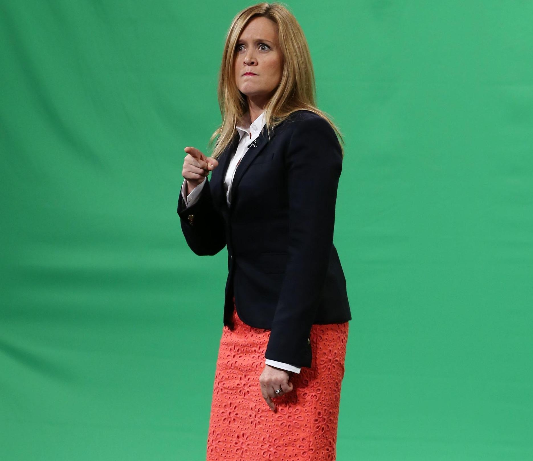 Samantha Bee Leaving 'The Daily Show' to Host TBS Series