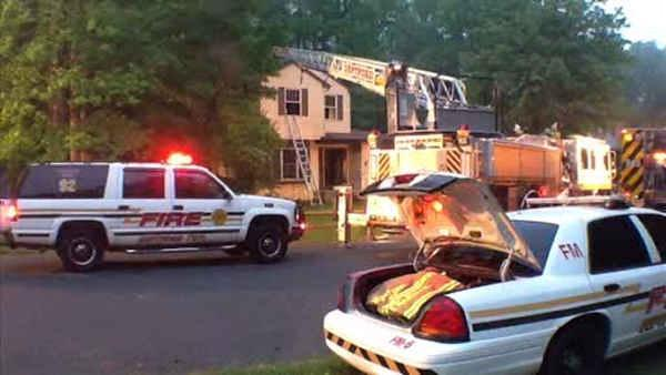 Deptford Township house fire ruled as arson