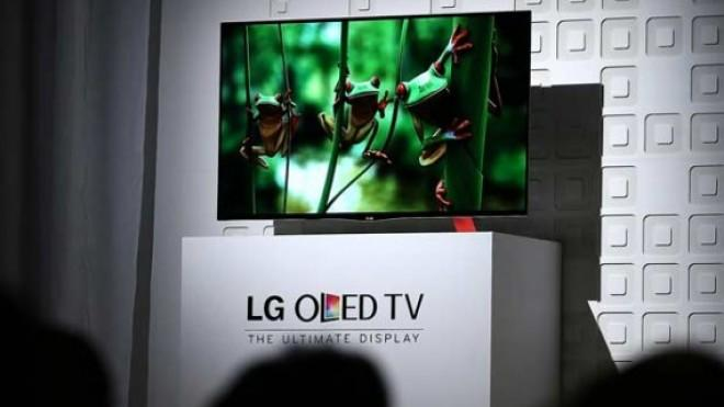 LG's uber-thin OLED TV elevates the art of the couch potato.