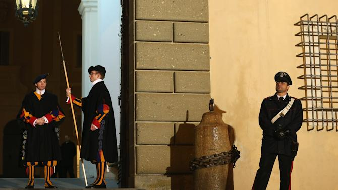 Pope Benedict XVI Steps Down And Officially Retires From The Papal Office