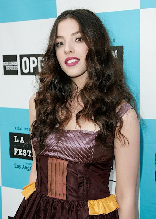 Los Angeles Film Festival Olivia Thirlby 2008