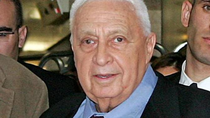 Israel's comatose ex-Prime Minister Ariel Sharon shows brain activity