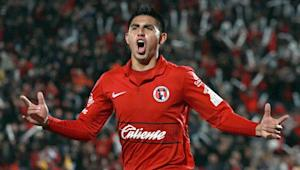American Exports: Joe Corona scores for Club Tijuana in friendly vs. Santos Laguna in San Antonio