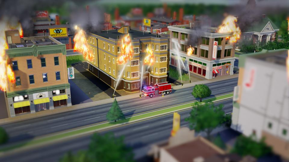 SimCity developers reconsidering always-online requirement