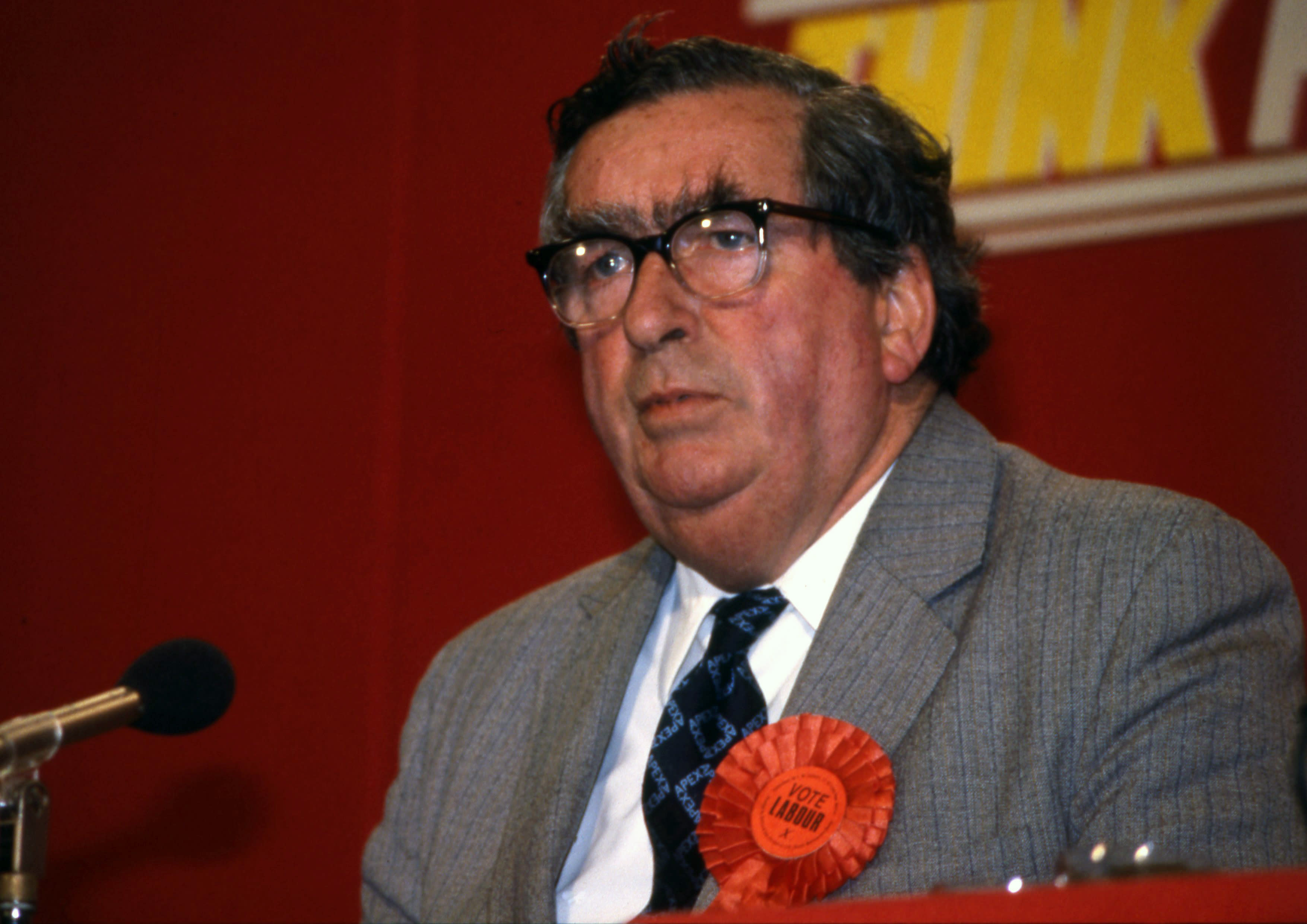 Former UK Treasury secretary Denis Healey dies at 98