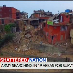 Shattered Nation: Nepal Says Millions Are Homeless