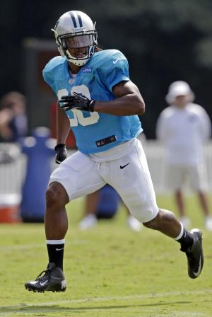 Panthers will rely on undrafted rookie S Lester
