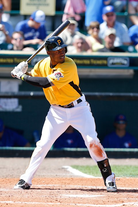 MLB: Spring Training-Toronto Blue Jays at Pittsburgh Pirates