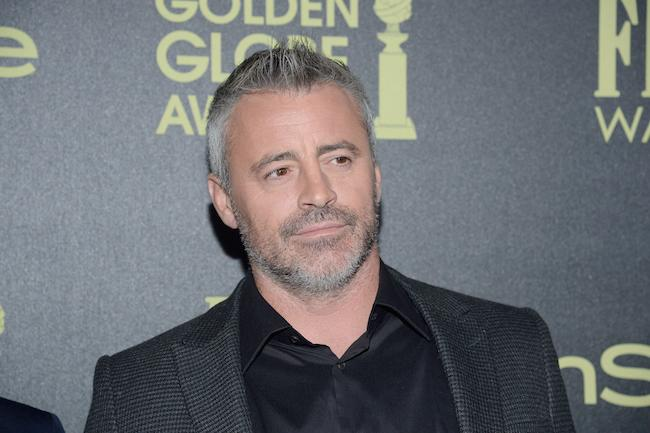 Matt LeBlanc Calls BS On An Interview That Said He Had A Breakdown After 'Friends' Ended