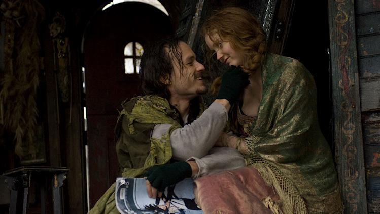 The Imaginarium of Doctor Parnassus Stills Sony Pictures Classics 2009 Heath Ledger Lily Cole