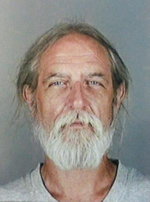 This 2006 image provided by the Monroe County Sheriff's Department shows William H. Spengler Jr., 62, who served 17 years in prison for the 1980 slaying of Rose Spengler, 92, inside her home.  Authorities say Spengler set a house and car ablaze Monday, Dec. 24, 2012 in Webster, N.Y., and then opened fire, killing two firefighters and wounding two others. After exchanging gunfire with police, Spengler also killed himself.  (AP Photo/Monroe County Sheriff's Department )