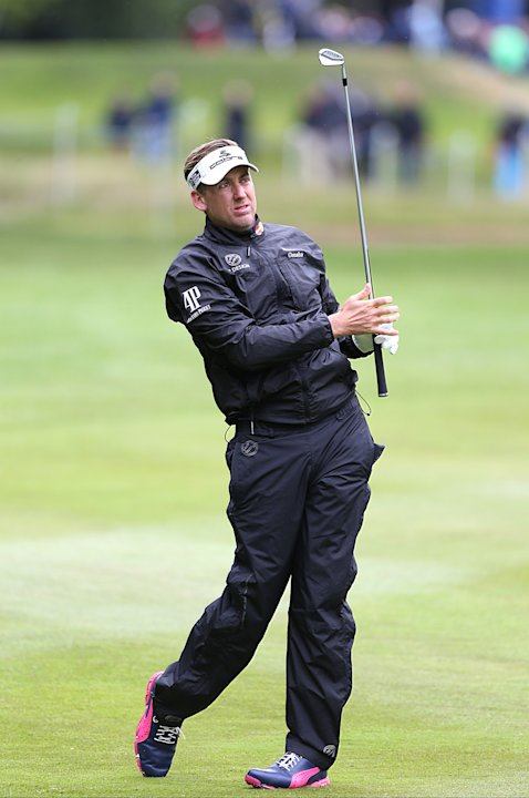 Golf - 2013 BMW PGA Championship - Day Two - Wentworth Golf Club