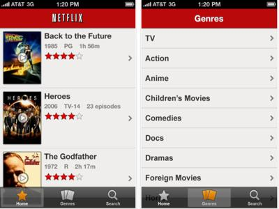 Netflix is thinking about getting rid of star ratings